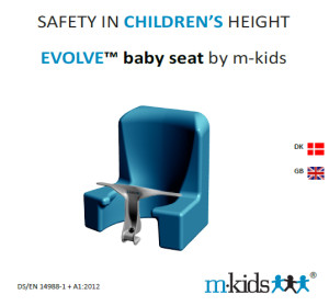 EVOLVE_babyseat_Manual