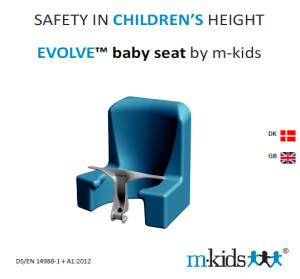 EVOLVE_babyseat_Manual