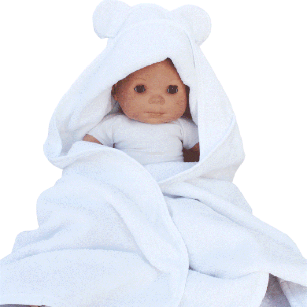 baby håndklæde bambus
